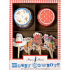 Cupcake Kit Howdy Cowboy Set of 24 cupcake liners and picks