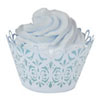 Cupcake Wrapper MINI Lavish Ocean