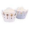Reversible Cupcake Wrapper Frosty