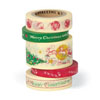 Cavallini Christmas Decorative Tape