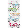 Pedal Power Cello Bags, Set of 8