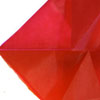 Glassine Paper, Red Set of 9 Sheets