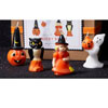 Vintage Halloween Candles, Set of 4