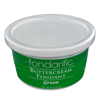 Fondarific Buttercream Fondant GREEN 8 oz