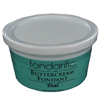 Fondarific Buttercream Fondant TEAL 8 oz