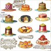 Michel Design Works Desserts Napkins