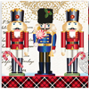 Michel Designs Nutcracker Sweet Luncheon Paper Nap