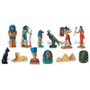 Ancient Egypt Cupcake Decorations, Set of 12