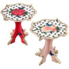 SALE!  Social Soiree Rosebud Cupcake Stand, Set of 2