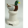 Porcelain Pie Bird, Duck